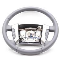 OEM Kia Sorento EX Gray Leather Steering Wheel w/Cruise 56100-3E831GW