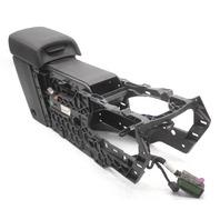 OEM Chevrolet Malibu Black Leather Front Center Console 22909414