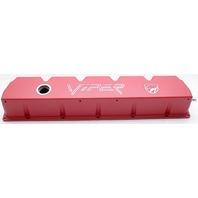 New Old Stock OEM Dodge Viper Right Passenger Side Valve Cover 04763754AC Red