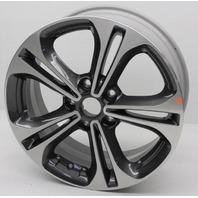 "OEM Kia Forte 17x7"" Wheel 52910-A7450 Scratches"