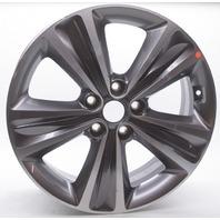 OEM Kia Sportage 18x7 5-Spoke Wheel 52910-3W730 Nicks and Scratches