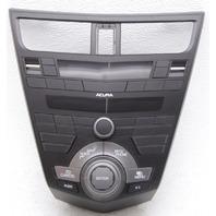OEM Acura ZDX Radio Face Scratches 39050-SZN-C111-C2