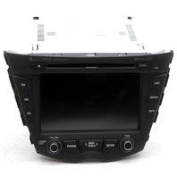 OEM Hyundai Veloster Radio Navigation CD Player 96560-2V730