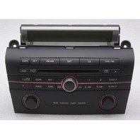 OEM Mazda 3 Bose AM-FM stereo w/6-disc CD changer BR9A-66-9RX