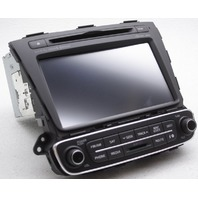 OEM Kia Sorento Radio MP3 Satellite Nav Navigation Screen 96560-1UAA3VA
