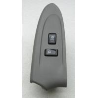 NOS OEM Trailblazer Rainier Envoy Right Front Door Switch 10364170 Gray