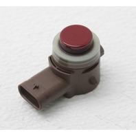 OEM Audi Volkswagen Parallel Parking Sensor 5Q0919297B Red Metallic
