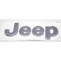 OEM Jeep Adhesive Emblem Logo Badge  5EM87TD8
