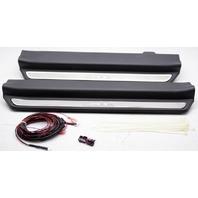 OEM Kia Soul Front Illuminated Scuff Plate Kit Missing Clips 2K069-ADU00