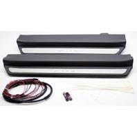 OEM Kia Soul Illuminated Scuff Plate Kit Front Only 2K069-ADU00