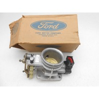 New OEM Ford Tempo Topaz Throttle Body With TPS E83Z-9E916-D