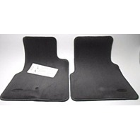 New OEM 1998-2002 Ford Crown Victoria Front Floor Mat Dark Gray XW7J-5413087-BAW