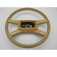 NOS New OEM Lincoln Town Car Steering Wheel Wheat With Cruise E5VY-3600-F Nice!!