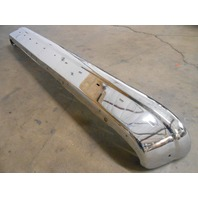 NOS New OEM Ford E150 E250 E350 Rear Chrome Bumper Bare 1994-2004