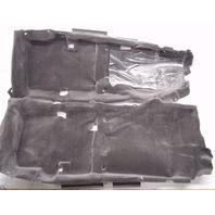 OEM Acura CL Front Carpet Graphite Black 83301-S3M-A01ZB