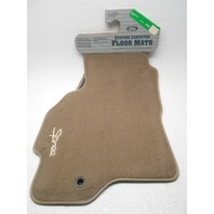 NOS New OEM Mercury Mystique Spree Floor Mats Front Only Med Prairie Tan