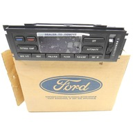 New OEM Ford Taurus Digital Temp Climate Control F4DZ-19980-A