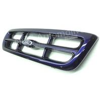 NOS New Genuine OEM 1998 Ford Ranger Splash Front Grille Grill Purple