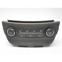 OEM 2013-2014 Nissan Sentra A/C Heater Temperature Control