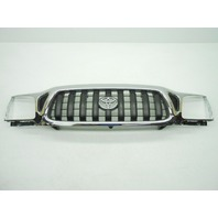 OEM 2001-2004 Toyota Tacoma Chrome Upper Grille