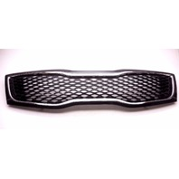 New OEM 2014-2015 Kia Optima Front Upper Grille No Emblem - Scratches!
