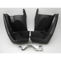 New Acura ZDX Rear Mudguard Set Grigio Metallic 2010-2012 OEM
