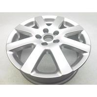 "New Genuine OEM Volkswagen Passat 16"" 8 Spoke Alloy Wheel Rim Silver 2006-2007"