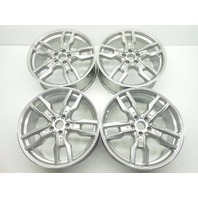 "OEM Ford Edge 20"" Wheel Rim 5 Split Spokes Silver Powder Coated 2011-2014"