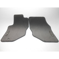New OEM 1996-1999 Mercury Sable Floor Mats Front Midnight Black