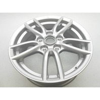 "New Genuine OEM Mazda MX-5 Miata 16"" Wheel Rim 5 Double Spokes Silver 2009-2014"