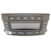 Cadillac CTS Ac Heater Control Temp Control 2003 OEM