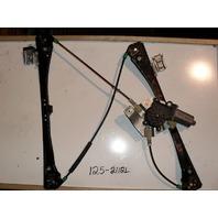 New OEM Window Regulator Malibu 04 05 06 07 08 Motor