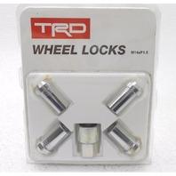OEM 2007-2012 Toyota Tundra Land Cruiser Sequoia Trd Locking Lug Nuts