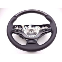 New OEM 2015 Kia K900 Leather Steering Wheel Type 2 W/ Auto Cruise