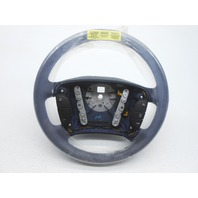 New OEM Leather Wrapped Steering Wheel Contour Mystique NOS
