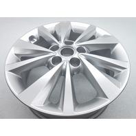 "New OEM 2015 Kia Sedona 17"" 10 Spoke Alloy Wheel Rim - Silver"