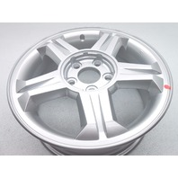 "New OEM 2003-2004 Hyundai Tiburon 16"" 5 Spoke Alloy Wheel Rim - Silver"