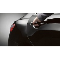 OEM 2005-2012 Toyota Camry Door Edge Guard Set - Spruce Mica