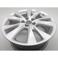 "OEM 2013-2015 Toyota Rav4 18"" Alloy Wheel Rim - Silver"