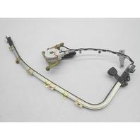 New Genuine OEM Seat Belt Track Motor 1989-1992 Ford Probe Left Driver Side