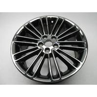 "Ford Fusion 18"" Wheel Rim 2013-2016 Black Chrome OEM"