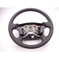 New OEM 2008-2010 Hyundai Sonata Black Urethane Steering Wheel W/ Audio & Cruise