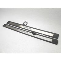 OEM 2007-2010 Scion TC Illuminated Front Door Sill Plate Kit