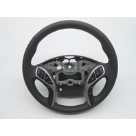 New OEM 2011-2013 Hyundai Elantra Brown Leather Steering Wheel - Nice