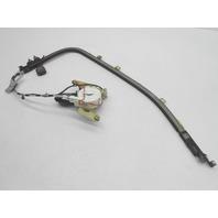 New OEM Ford Probe Seat Belt Track Power 1989-1992