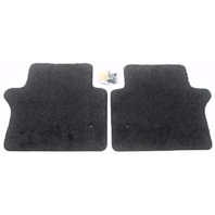 New Genuine OEM 2010-2013 Land Rover Range Rover Sport Rear Black Floor Mats