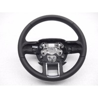 New Genuine OEM 2012-2015 Land Rover Evoque Steering Wheel Black Leather Bare