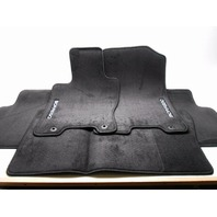 New OEM Kia Borrego Floor Mats 2009-2011 Black - Very Nice