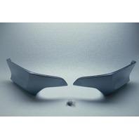 2012-2013 New OEM Honda Civic Rear Bumper Lower Spoiler Lip Kit - Coupe Only