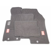 2010 2011 2012 2013 New OEM Kia Soul Floor Mat Set Hampstar Edition Black